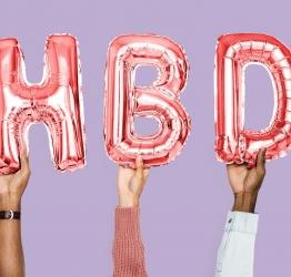 Happy Birthday InstanTM!